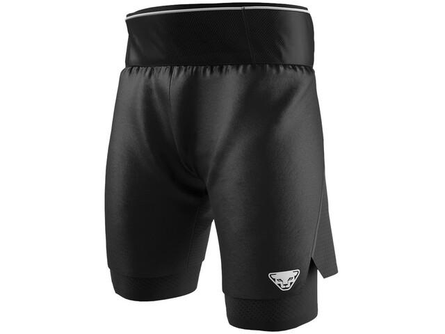 Dynafit DNA Ultra 2/1 Shorts Men, zwart